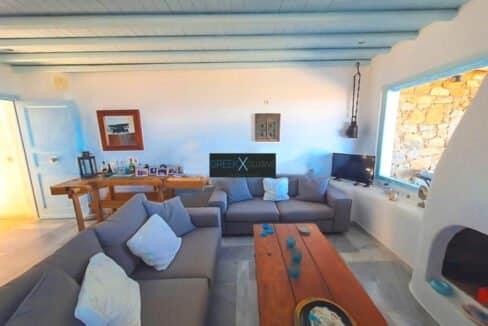 Mykonian Villa for Sale, Sea View Villa Mykonos 11