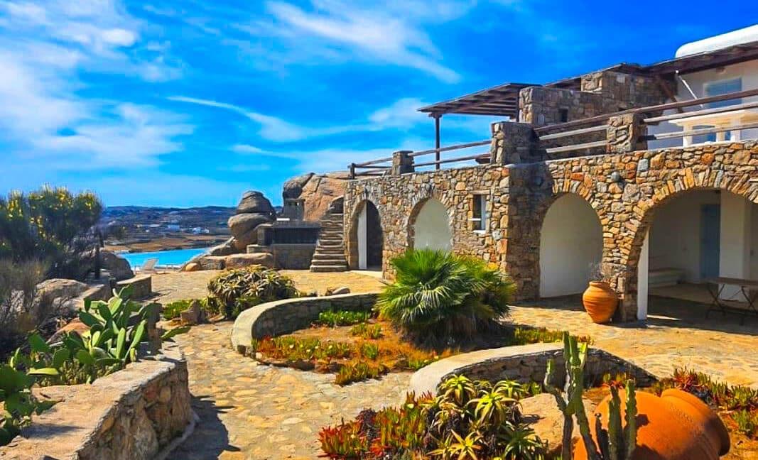 Mykonian Villa for Sale, Sea View Villa Mykonos 13