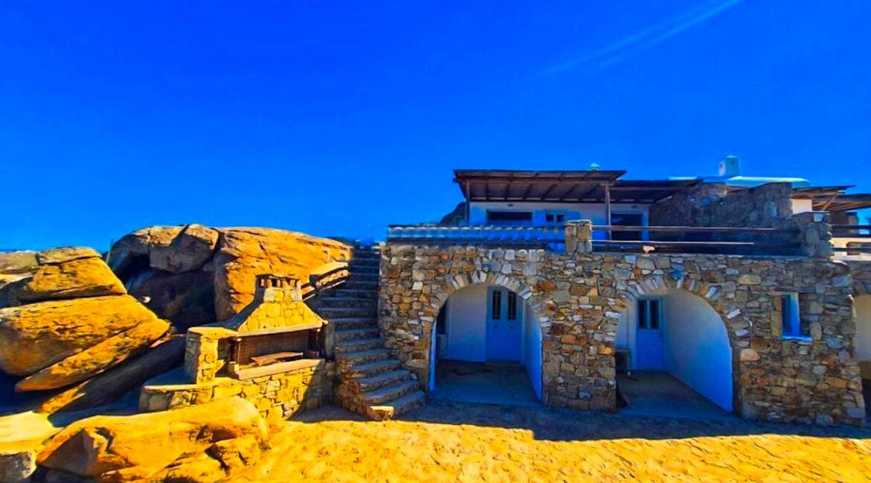 Mykonian Villa for Sale, Sea View Villa Mykonos 2