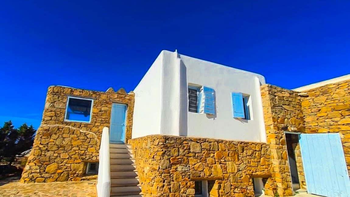 Mykonian Villa for Sale, Sea View Villa Mykonos 3