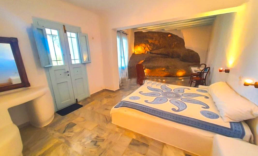 Mykonian Villa for Sale, Sea View Villa Mykonos 4
