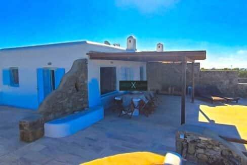 Mykonian Villa for Sale, Sea View Villa Mykonos 7