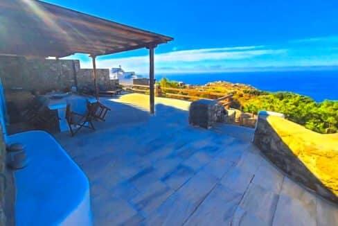 Mykonian Villa for Sale, Sea View Villa Mykonos 8