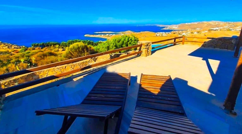 Mykonian Villa for Sale, Sea View Villa Mykonos 9