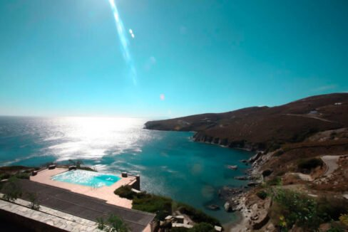 Property in Andros island, Cyclades Greece