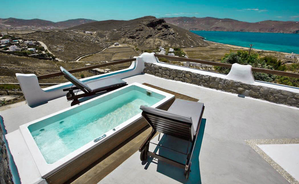 Sea View Property Panormos Mykonos , Mykonos Properties