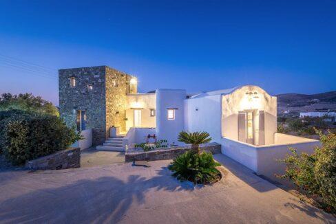 Sea View Property Paros Greece, Paros Homes for Sale