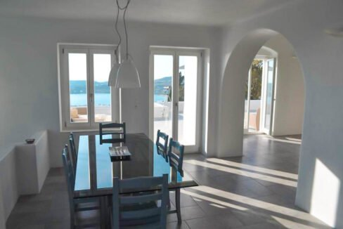 Sea view villa in Paros for Sale, Paros Greece Properties 11