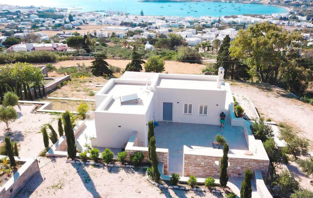 Sea view villa in Paros for Sale, Paros Greece Properties 12