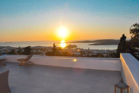 Sea view villa in Paros for Sale, Paros Greece Properties 13