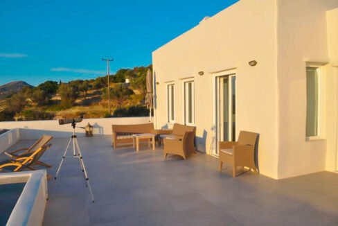 Sea view villa in Paros for Sale, Paros Greece Properties 14