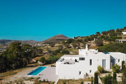 Sea view villa in Paros for Sale, Paros Greece Properties 17