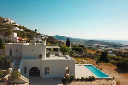 Sea view villa in Paros for Sale, Paros Greece Properties 18