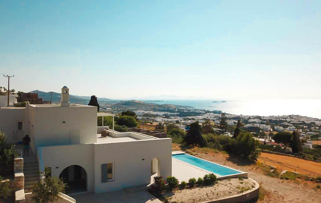 Sea view villa in Paros for Sale, Paros Greece Properties 19