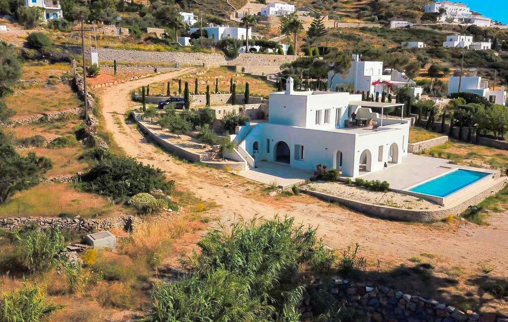 Sea view villa in Paros for Sale, Paros Greece Properties 21