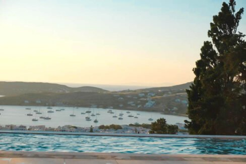 Sea view villa in Paros for Sale, Paros Greece Properties 3
