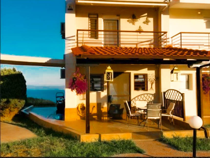 Seafront House for Sale Kassandra Halkidiki, Potidea, Halkidiki Houses 8