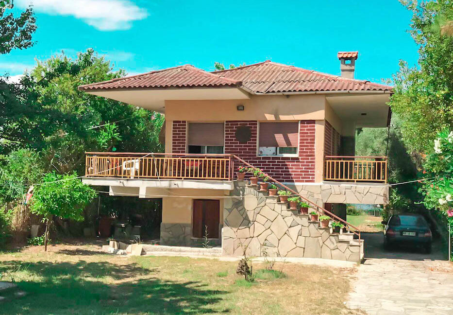 Seafront House for sale in Sithonia Chalkidiki, Halkidiki Properties 4
