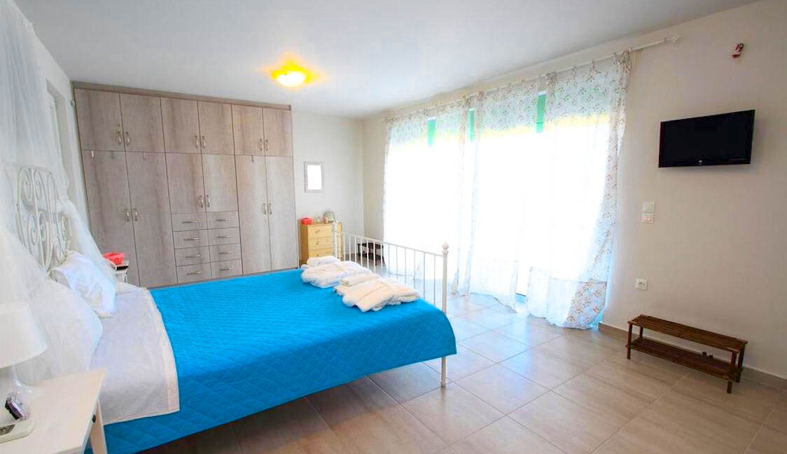 Seafront Villa Meganisi Lefkada Greece, Real Estate Greece, Lefkas Realty 10