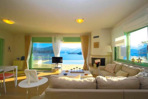 Seafront Villa Meganisi Lefkada Greece, Real Estate Greece, Lefkas Realty 13
