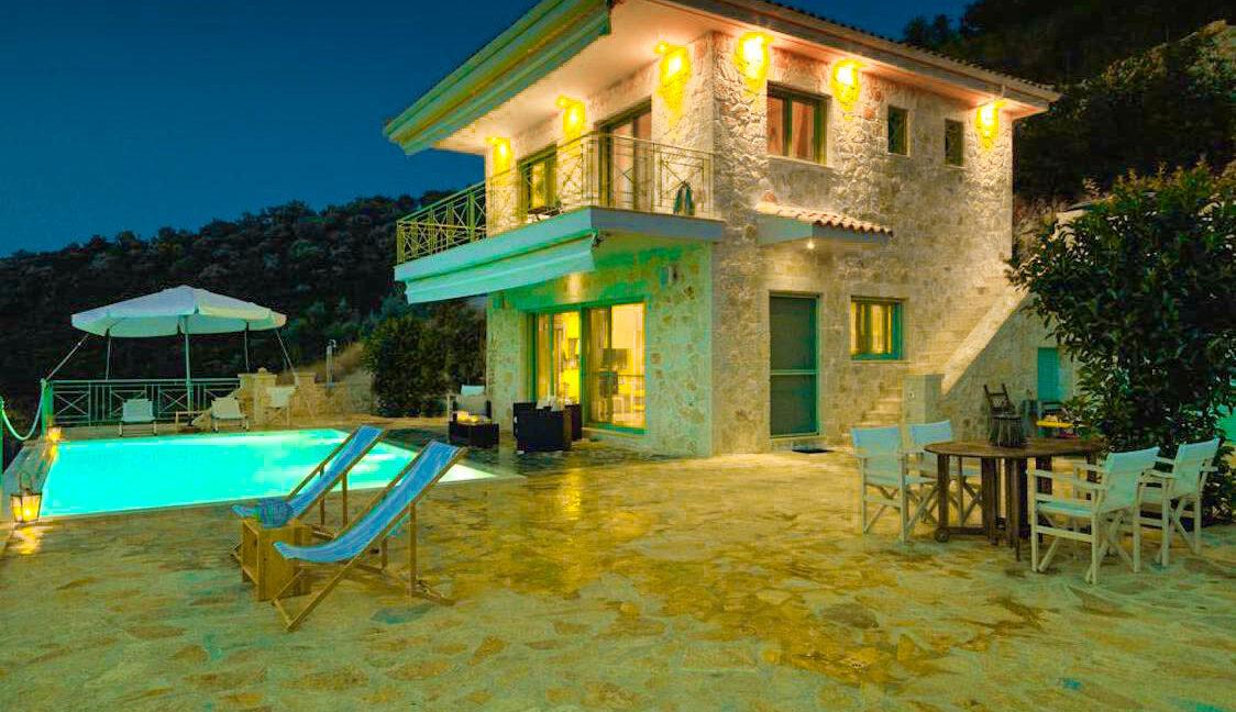 Seafront Villa Meganisi Lefkada Greece, Real Estate Greece, Lefkas Realty 14
