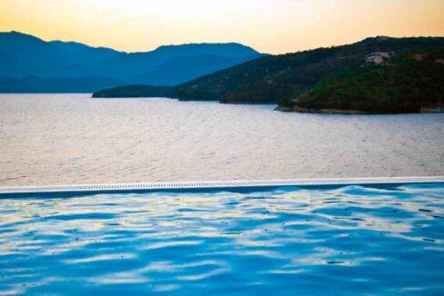 Seafront Villa Meganisi Lefkada Greece, Real Estate Greece, Lefkas Realty 16