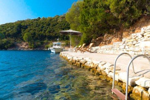 Seafront Villa Meganisi Lefkada Greece, Real Estate Greece, Lefkas Realty 19