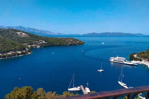 Seafront Villa Meganisi Lefkada Greece, Real Estate Greece, Lefkas Realty 2