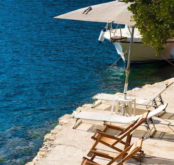 Seafront Villa Meganisi Lefkada Greece, Real Estate Greece, Lefkas Realty 20