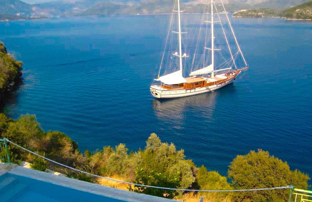 Seafront Villa Meganisi Lefkada Greece, Real Estate Greece, Lefkas Realty 23