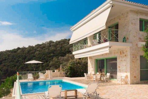 Seafront Villa Meganisi Lefkada Greece, Real Estate Greece, Lefkas Realty 24