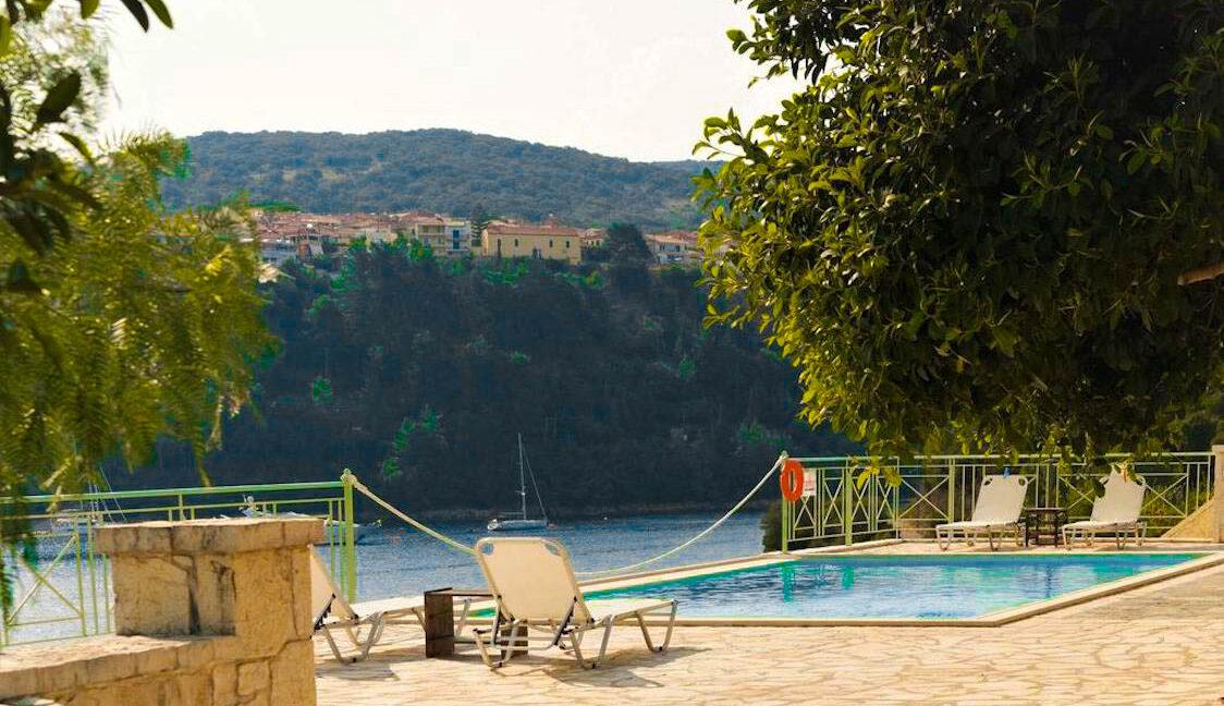Seafront Villa Meganisi Lefkada Greece, Real Estate Greece, Lefkas Realty 25