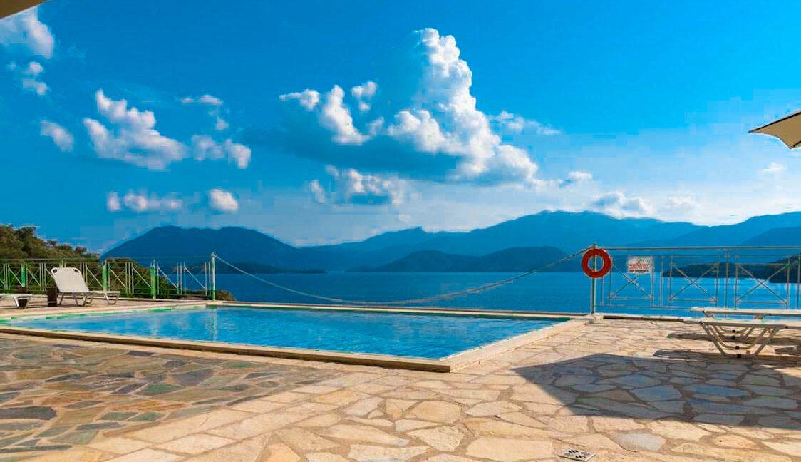 Seafront Villa Meganisi Lefkada Greece, Real Estate Greece, Lefkas Realty 26