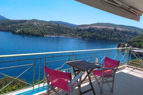 Seafront Villa Meganisi Lefkada Greece, Real Estate Greece, Lefkas Realty 3
