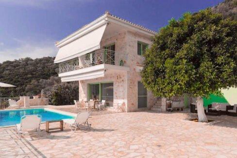 Seafront Villa Meganisi Lefkada Greece, Real Estate Greece, Lefkas Realty 31
