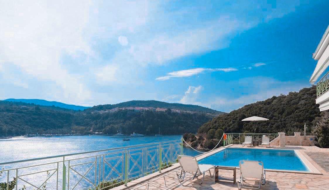 Seafront Villa Meganisi Lefkada Greece, Real Estate Greece, Lefkas Realty 32