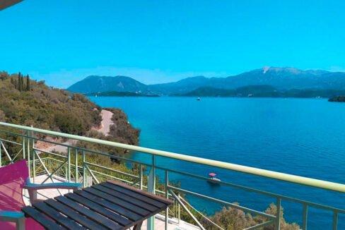 Seafront Villa Meganisi Lefkada Greece, Real Estate Greece, Lefkas Realty 33