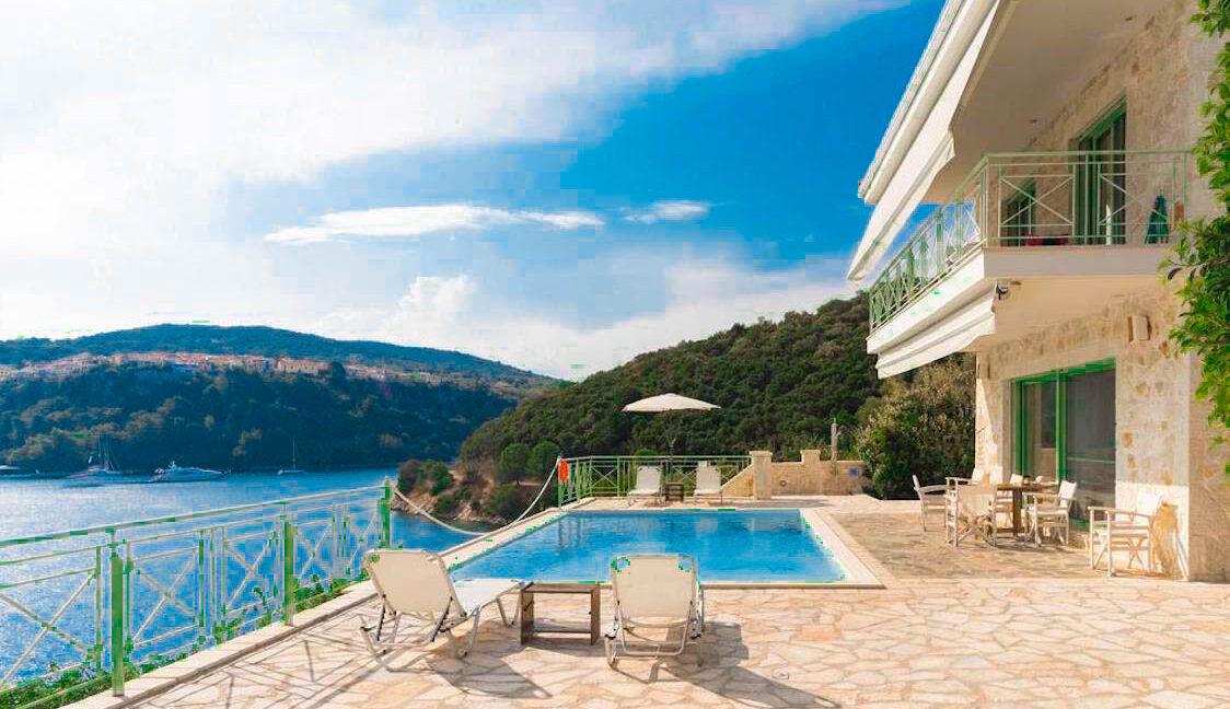Seafront Villa Meganisi Lefkada Greece, Real Estate Greece, Lefkas Realty 34