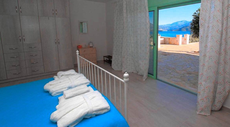 Seafront Villa Meganisi Lefkada Greece, Real Estate Greece, Lefkas Realty 9