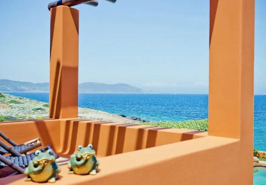 Seafront Villa at Sounio South Attica, Villas in Athens For Sale 20