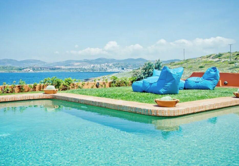 Seafront Villa at Sounio South Attica, Villas in Athens For Sale 23