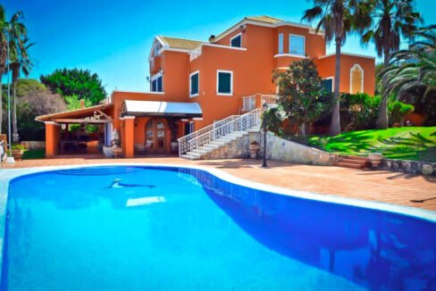 Seafront Villa in Zakynthos, Top villas for sale Greece, Zante Realty 14