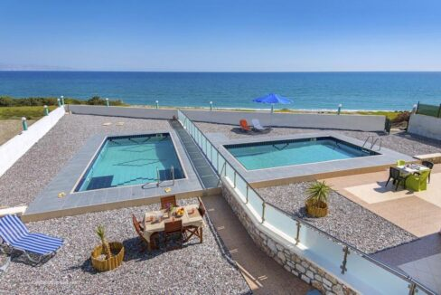 Seafront Villas in Rhodes Greece , Seafront Properties Greece 16