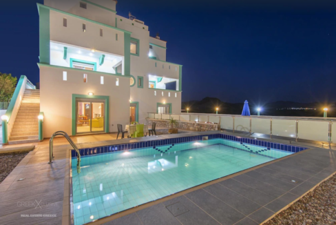 Seafront Villas in Rhodes Greece , Seafront Properties Greece 8