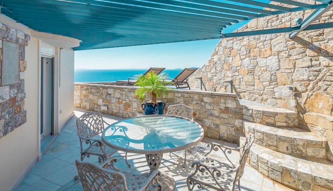 Seaside Villa in Attica, Seaside Villa Marathonas Schinia. Athens Villas for sale 11