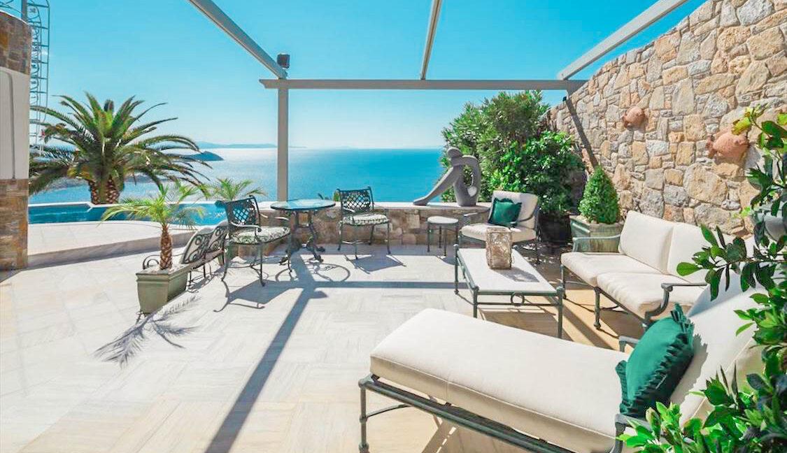 Seaside Villa in Attica, Seaside Villa Marathonas Schinia. Athens Villas for sale 12