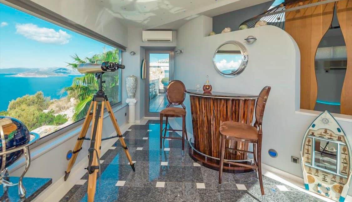 Seaside Villa in Attica, Seaside Villa Marathonas Schinia. Athens Villas for sale 14