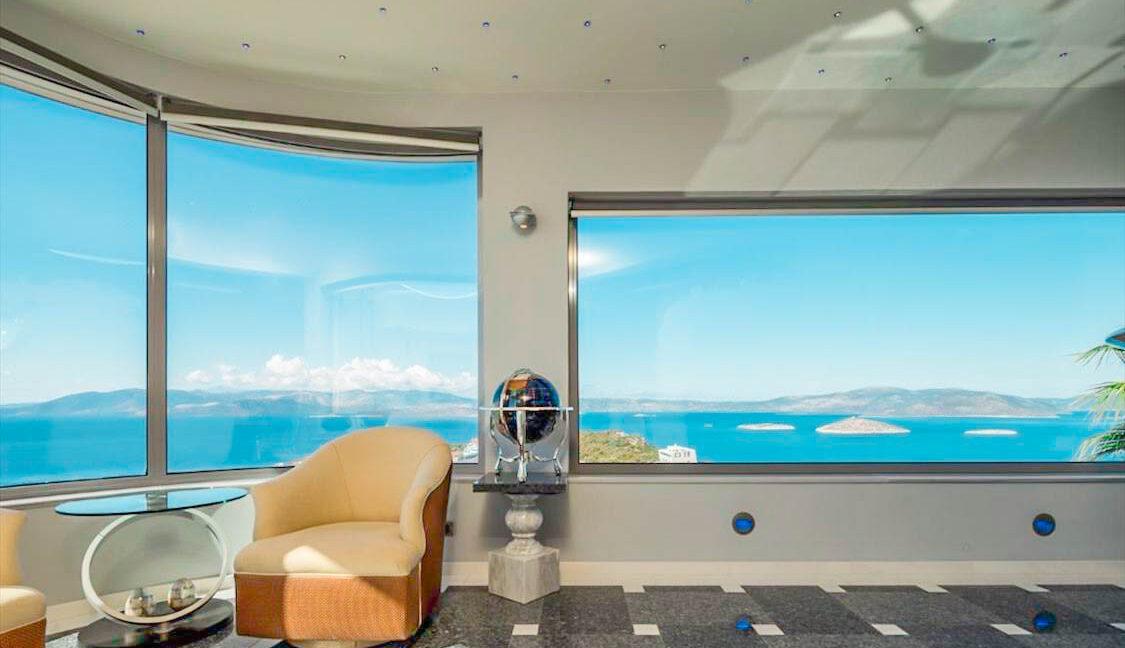 Seaside Villa in Attica, Seaside Villa Marathonas Schinia. Athens Villas for sale 15