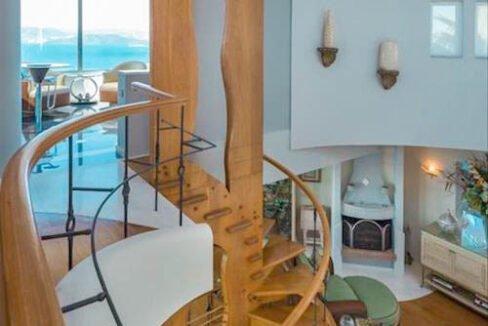 Seaside Villa in Attica, Seaside Villa Marathonas Schinia. Athens Villas for sale 18