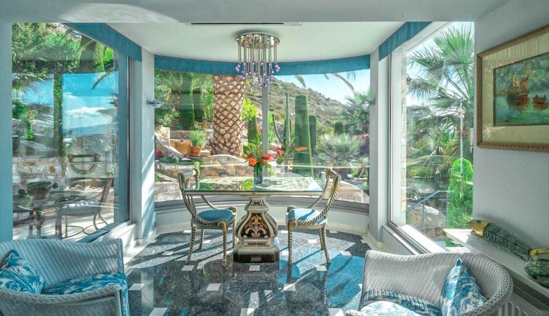 Seaside Villa in Attica, Seaside Villa Marathonas Schinia. Athens Villas for sale 19